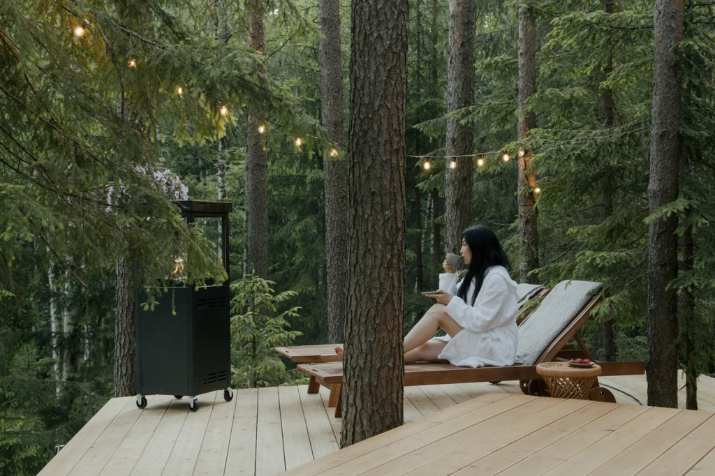 Genieten van de buitenlucht met de juiste meubelsets